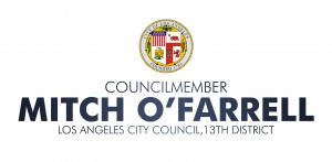 City Seal with Mitch O'Farrell Logo