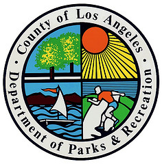 County of Los Angeles Department of Park and Recreation logo