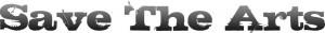 Save The Arts logo