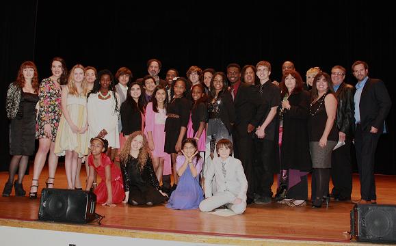 Actors Hall of Fame - ICSE Cast