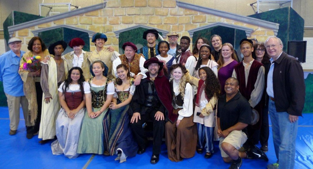 Taming of the Shrew - 2015
